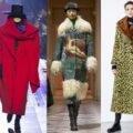 модное пальто осень-зима 2018-2019 года для женщин фото