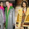 модные дубленки 2018-2019 женские фото