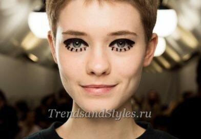 Кукольные ресницы: модный макияж осень-зима 2019-2020 от Dior