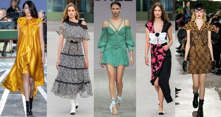 Модные летние платья 2020 и сарафаны. Фото-новинки