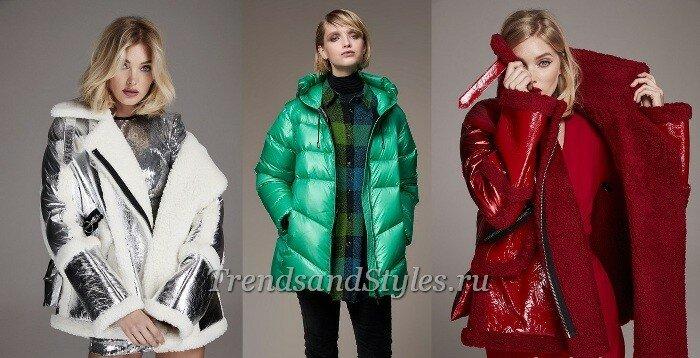 Модные зимние женские куртки 2020. Фото. Топ-10 трендов