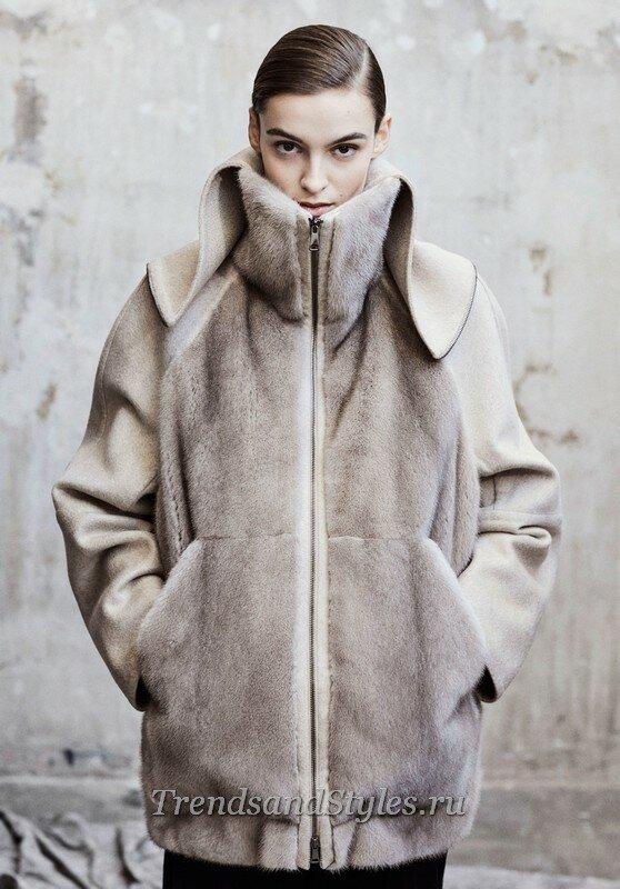 модные зимние куртки 2020 женские меховые