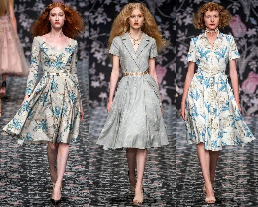 Направление Моды Платья 2021