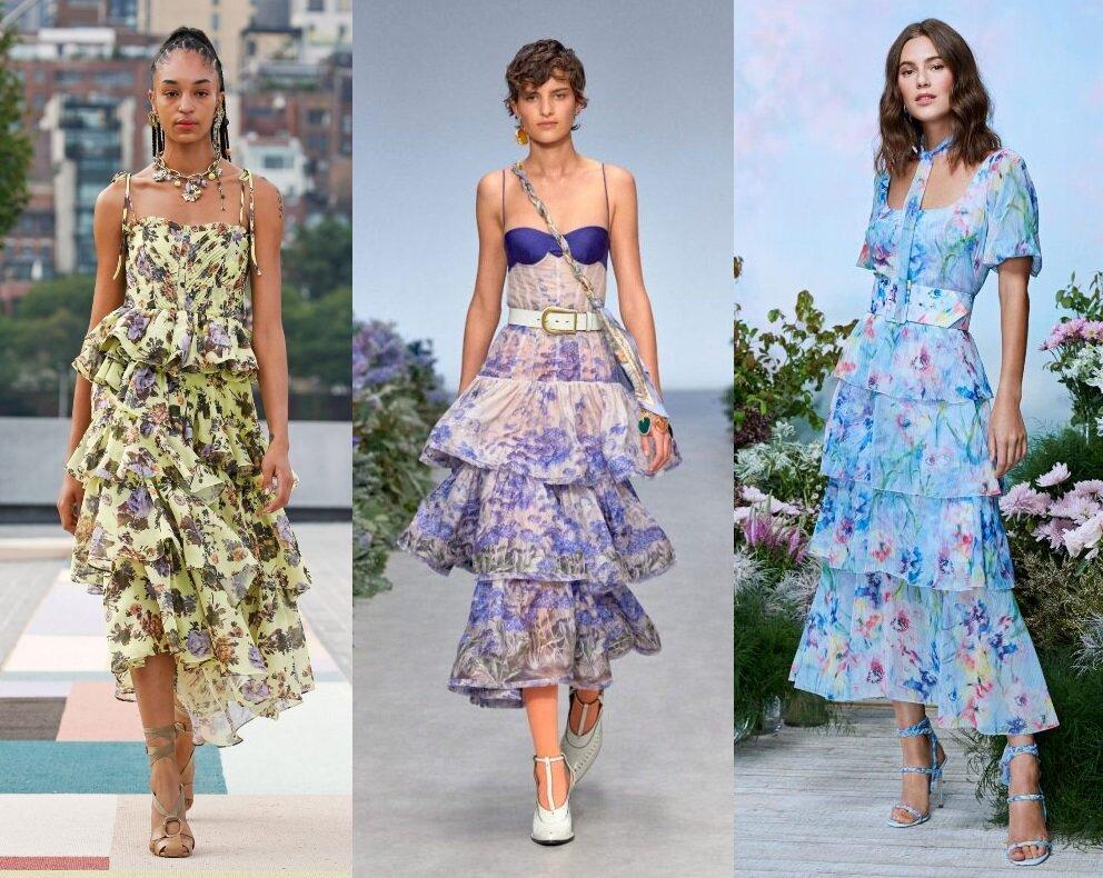неделя моды нью-йорк весна-лето 2021 тренды