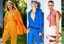 Модные цвета весна-лето 2021 Pantone: Нью-Йорк