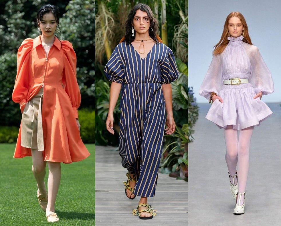 модные тенденции весна-лето 2021 фото