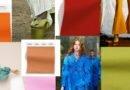 Пантон модные цвета весна-лето 2021 тренды