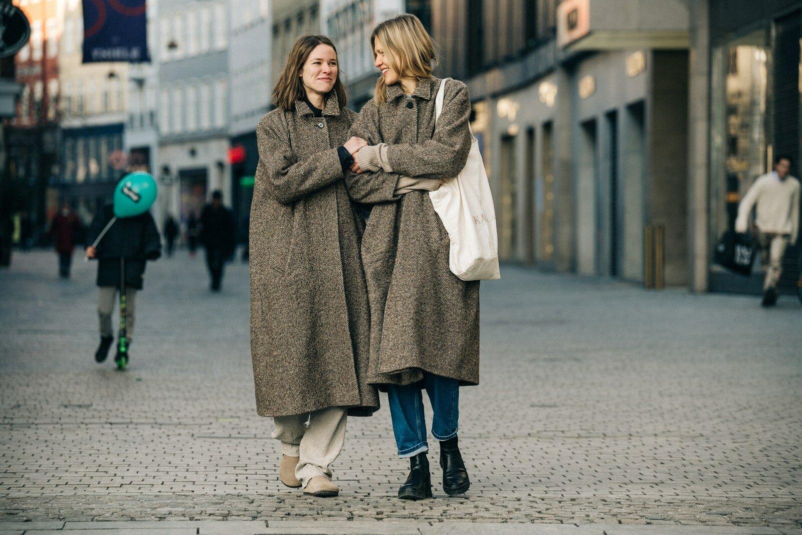 The Best Street Style From Copenhagen Fashion Week Fall 2021