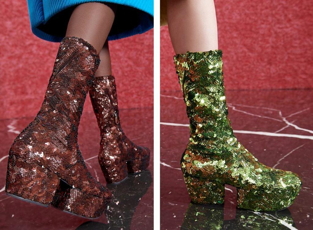 Модная обувь осень-зима 2021-2022. Тренды