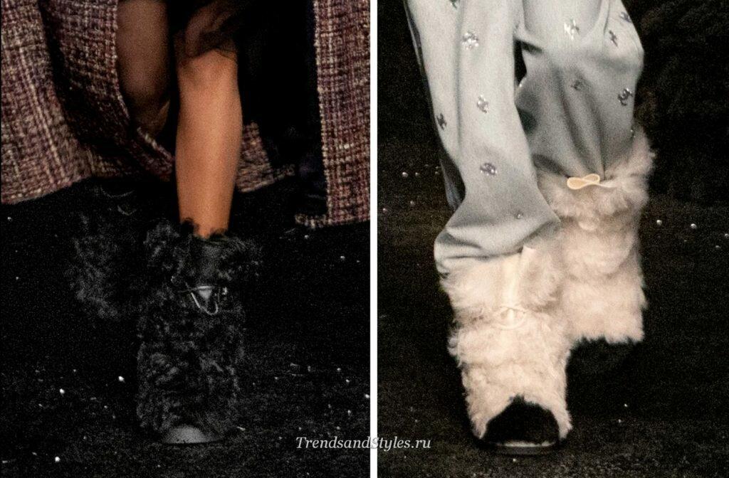 обувь осень-зима 2021-2022