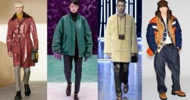 осень-зима 2021-2022 мода для мужчин
